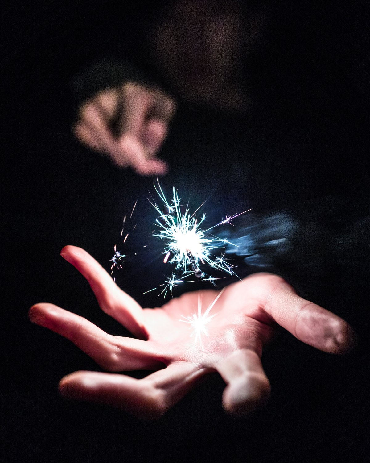 Be the spark